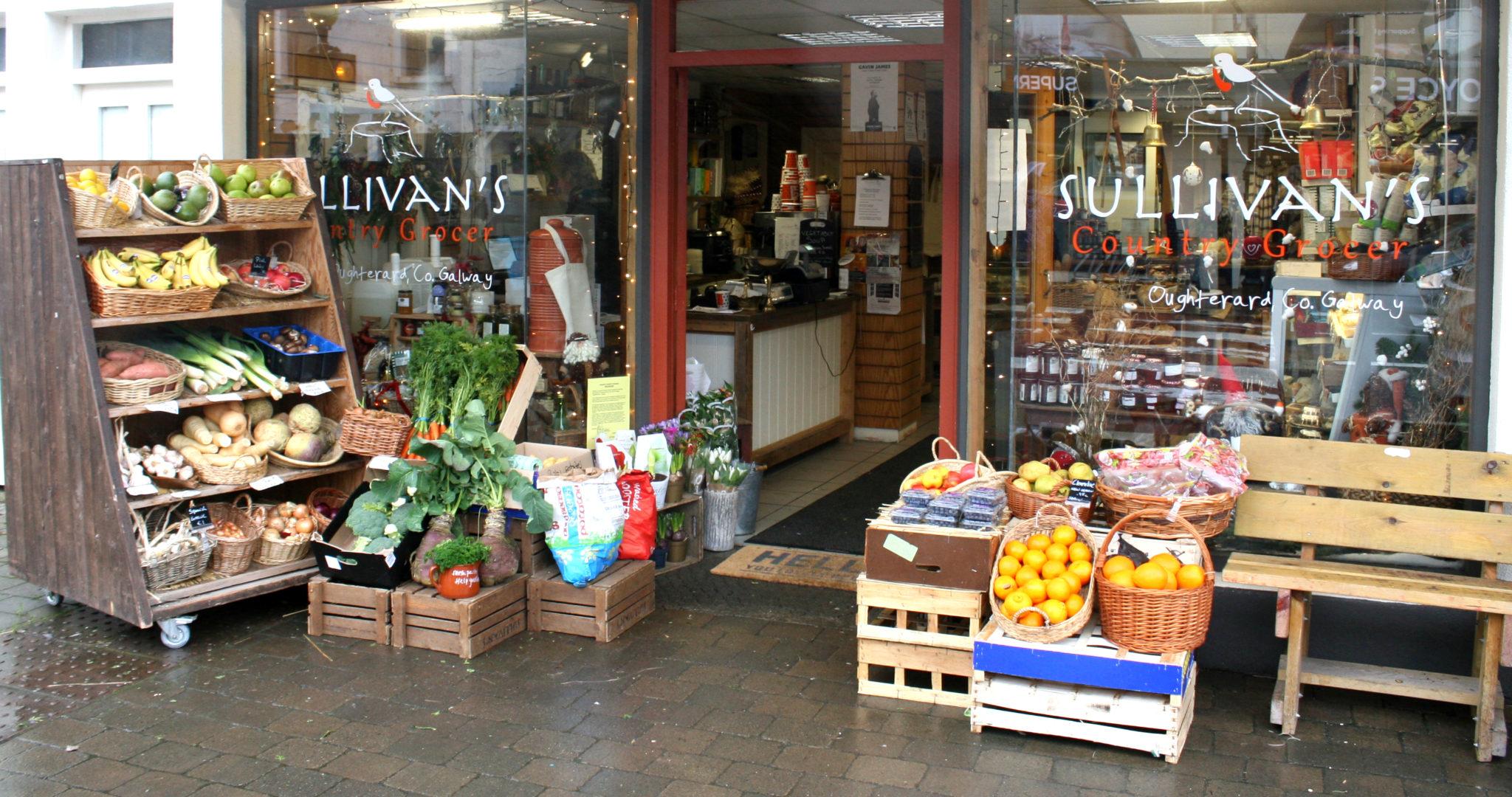Sullivans Country Grocer Fresh Fruit and Vegetables