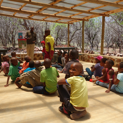 Lapalala Wilderness School in Limpopo